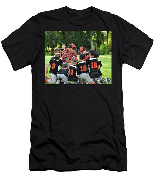 Team Meeting 9737 Men's T-Shirt (Athletic Fit)