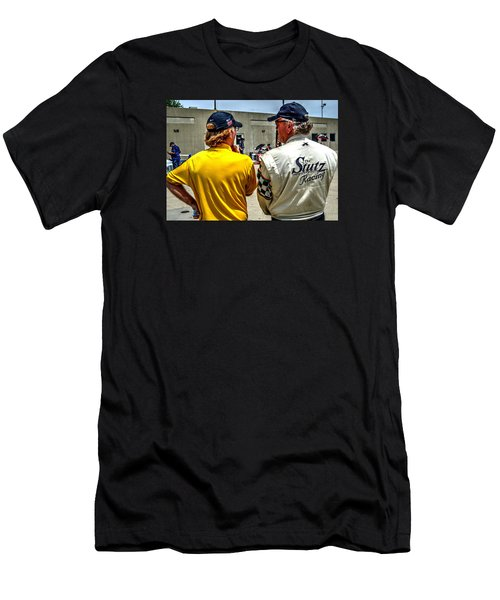 Team Stutz Men's T-Shirt (Athletic Fit)