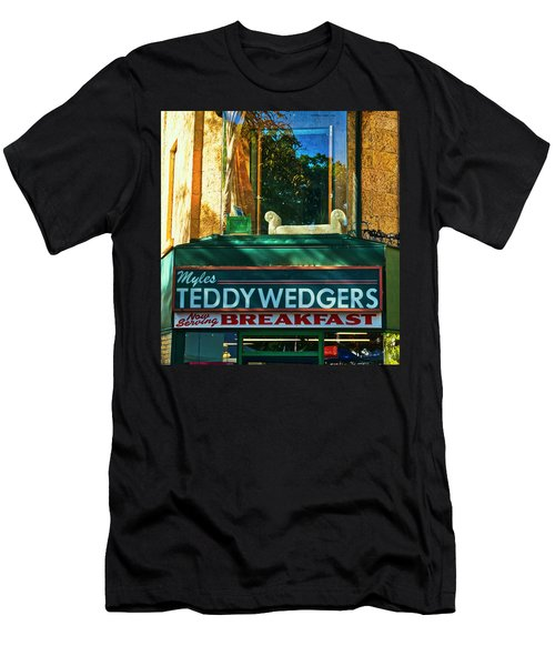 Teddywedgers - Madison - Wisconsin Men's T-Shirt (Athletic Fit)