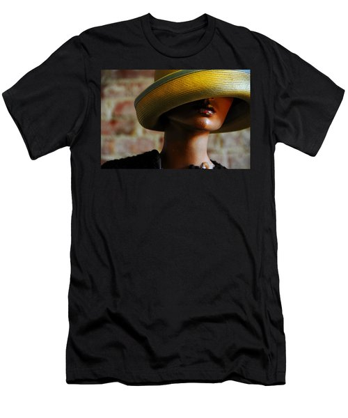 Men's T-Shirt (Slim Fit) featuring the photograph Tel Aviv by Skip Hunt