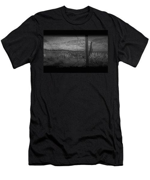 Men's T-Shirt (Slim Fit) featuring the photograph Tell Me by Mark Ross