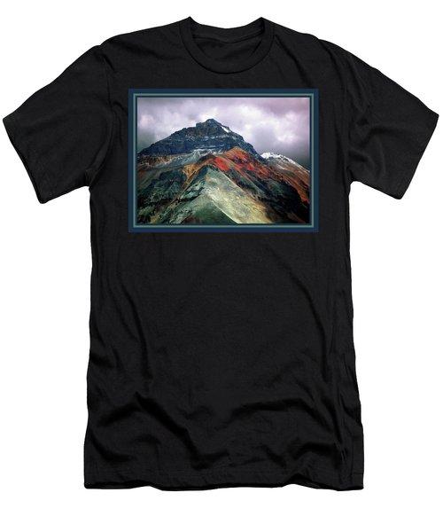 Telluride Mountain Men's T-Shirt (Athletic Fit)