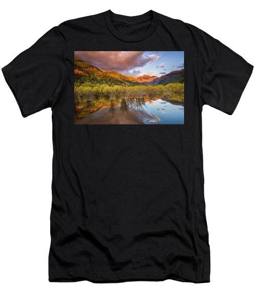 Telluride Valley Floor 2 Men's T-Shirt (Athletic Fit)