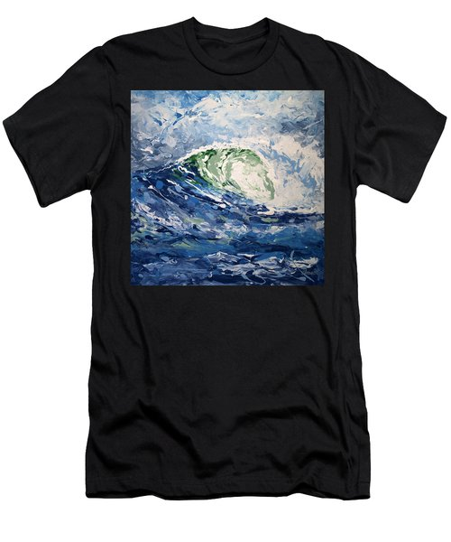 Tempest Abstract Men's T-Shirt (Athletic Fit)