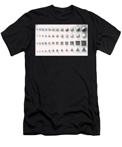 Template Men's T-Shirt (Athletic Fit)