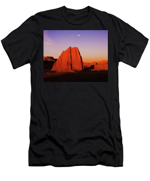Temple Of The Sun  Men's T-Shirt (Athletic Fit)