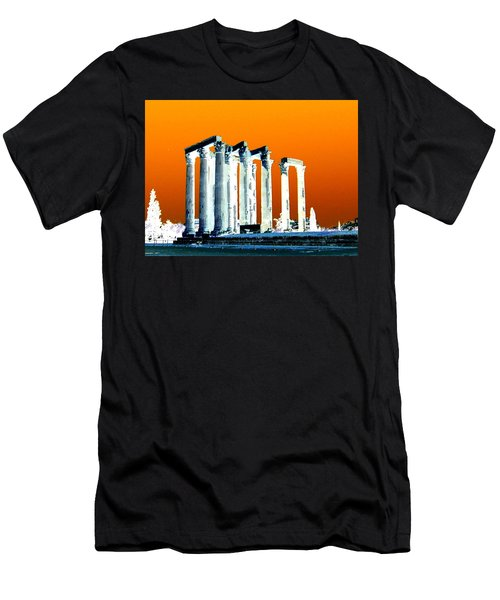 Temple Of Zeus Men's T-Shirt (Athletic Fit)