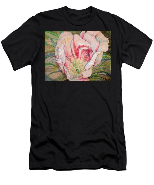 Tempting  Tulip Men's T-Shirt (Athletic Fit)