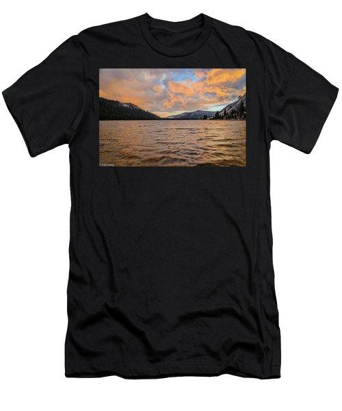 Tenaya Lake Men's T-Shirt (Athletic Fit)