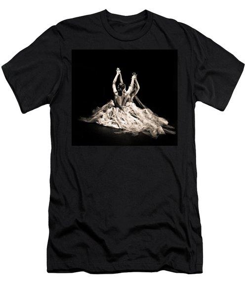Tender Dance Men's T-Shirt (Athletic Fit)