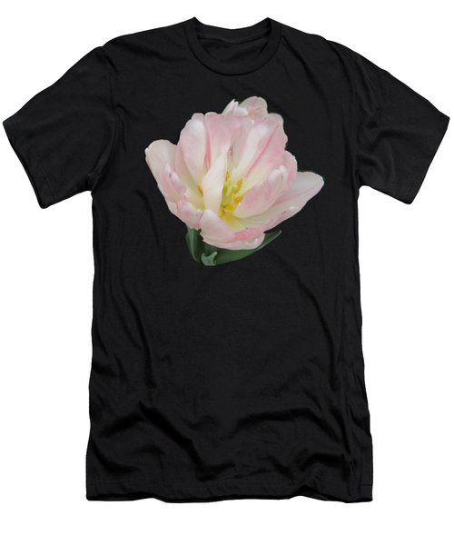 Tenderness Men's T-Shirt (Slim Fit) by Elizabeth Duggan