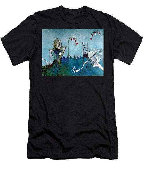 Tending Men's T-Shirt (Athletic Fit)