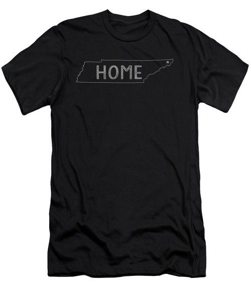 Tennessee Home Men's T-Shirt (Athletic Fit)