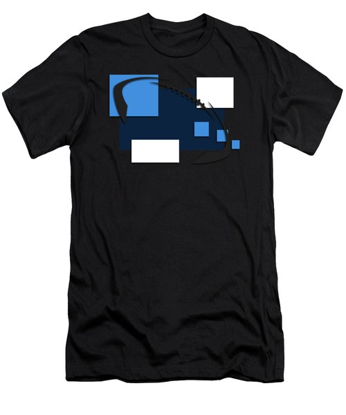 Tennessee Titans Abstract Shirt Men's T-Shirt (Athletic Fit)