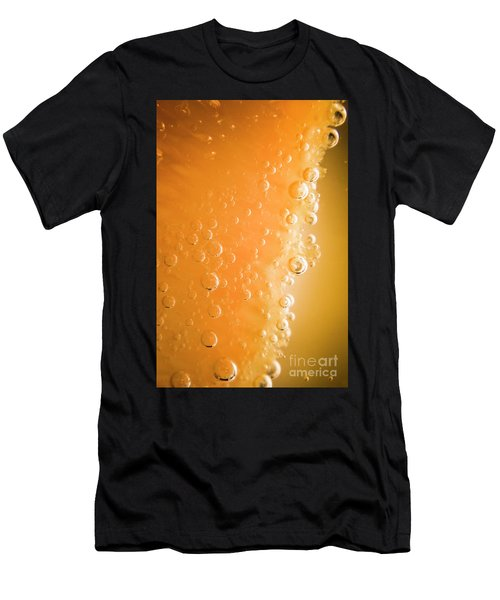 Tequila Sunrise Background Men's T-Shirt (Athletic Fit)