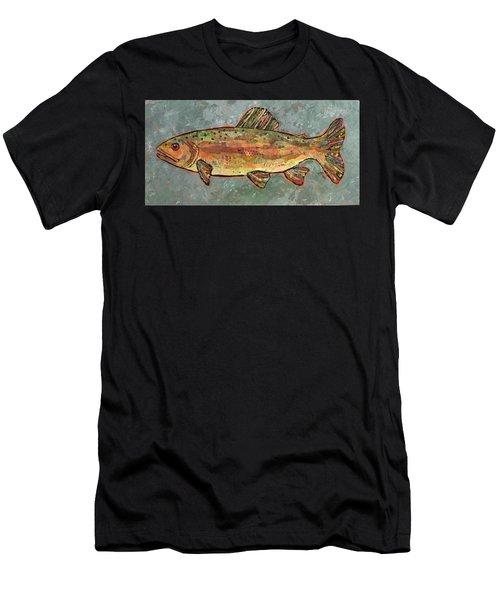 Teresa The Trout Men's T-Shirt (Athletic Fit)