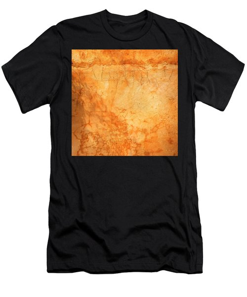 Terracotta Wall Men's T-Shirt (Athletic Fit)