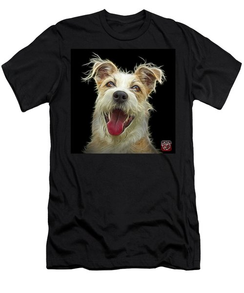 Terrier Mix 2989 - Bb Men's T-Shirt (Athletic Fit)