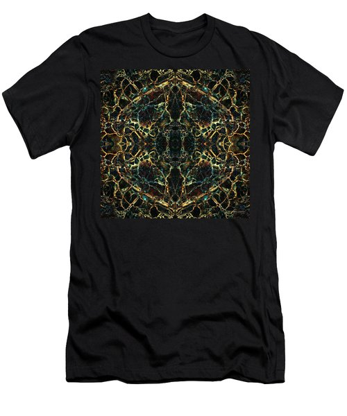 Tessellation V Men's T-Shirt (Slim Fit) by David Gordon