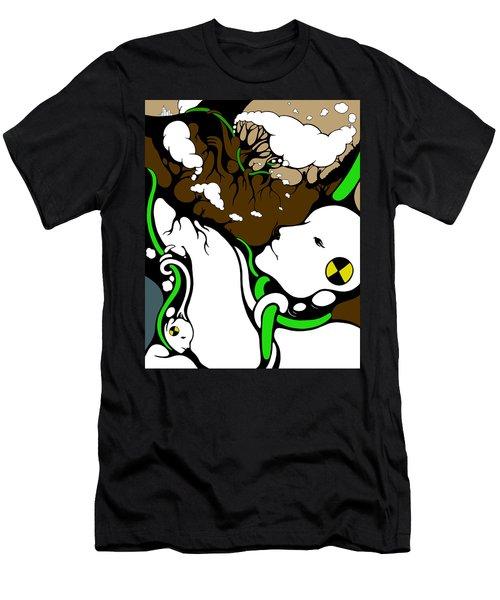 Test Dummies Men's T-Shirt (Athletic Fit)