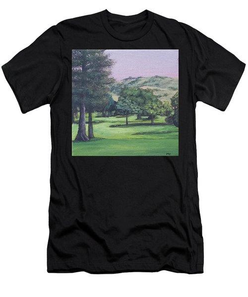 The Villages 1 Men's T-Shirt (Athletic Fit)