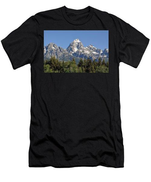 Teton Grande Men's T-Shirt (Athletic Fit)