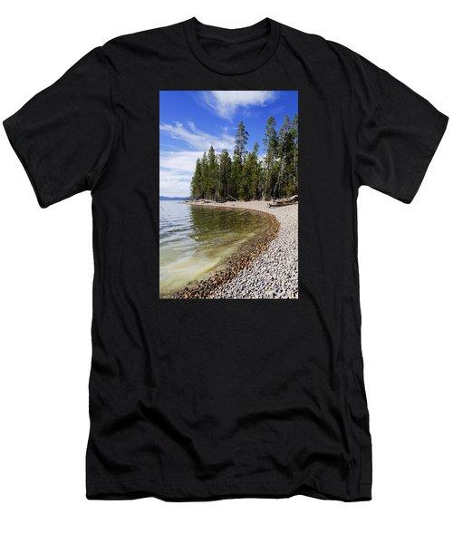 Teton Shore Men's T-Shirt (Athletic Fit)