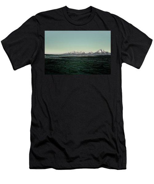 Tetons Men's T-Shirt (Athletic Fit)