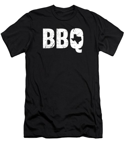 Texas Bbq Barbecue Gift Men's T-Shirt (Athletic Fit)