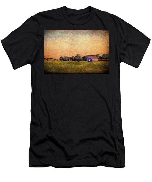Texas Morn' Men's T-Shirt (Athletic Fit)