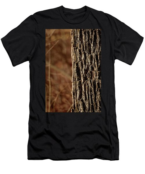 Texture Study Men's T-Shirt (Athletic Fit)