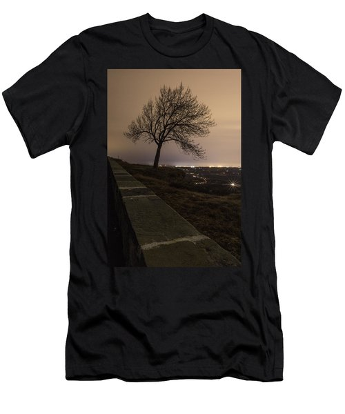 Thacher Park Twilight Men's T-Shirt (Athletic Fit)