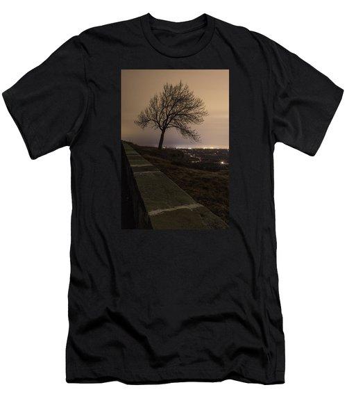 Thacher Park Twilight Men's T-Shirt (Athletic Fit)