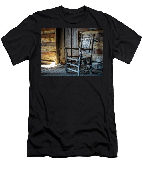 Thacker Cabin Chair Men's T-Shirt (Athletic Fit)