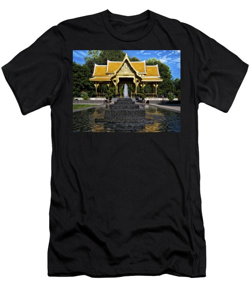Thai Pavilion - Madison - Wisconsin Men's T-Shirt (Athletic Fit)