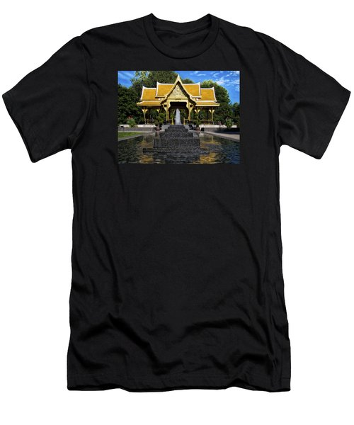 Thai Pavilion - Madison - Wisconsin Men's T-Shirt (Athletic Fit)