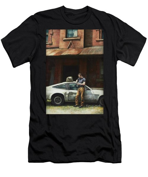 That Fleeting Moment Captured Men's T-Shirt (Athletic Fit)