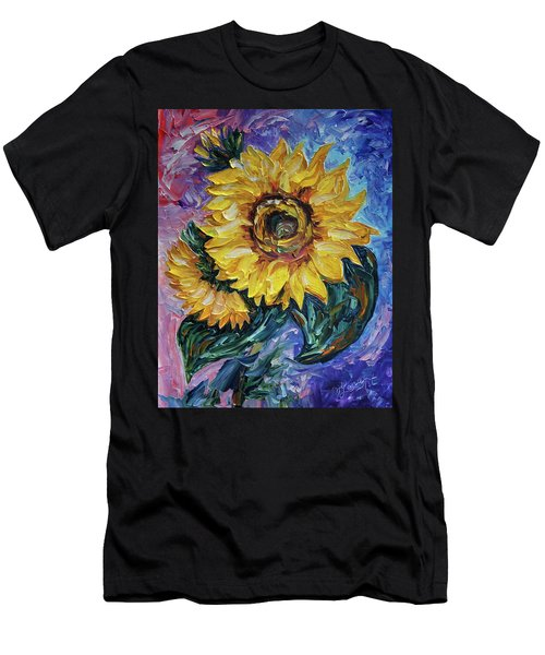 That Sunflower From The Sunflower State Men's T-Shirt (Athletic Fit)