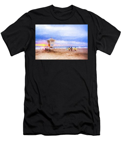 That Was Amazing Watercolor Men's T-Shirt (Athletic Fit)