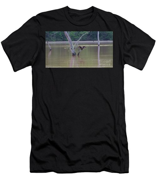 That's My Reflection Men's T-Shirt (Athletic Fit)