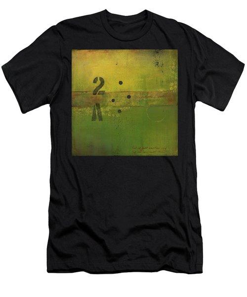 The 2a Men's T-Shirt (Athletic Fit)