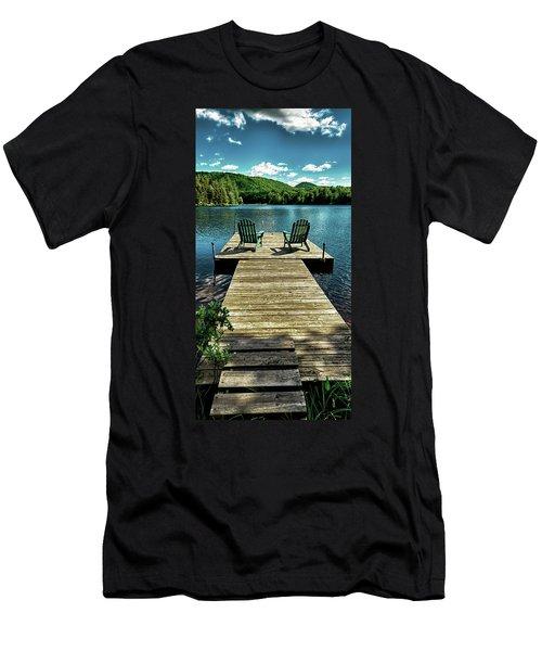 The Adirondacks Men's T-Shirt (Athletic Fit)