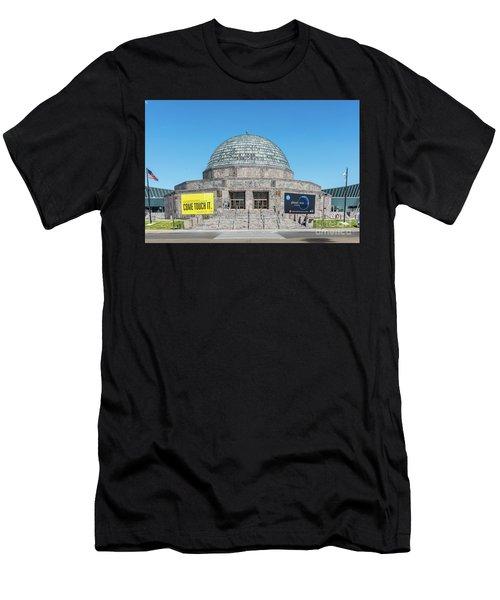 The Adler Planetarium Men's T-Shirt (Athletic Fit)