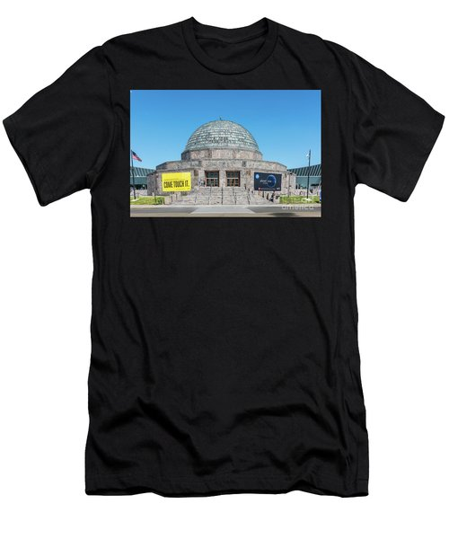 The Adler Planetarium Men's T-Shirt (Athletic Fit)