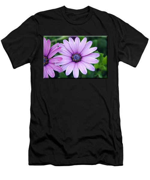 The African Daisy T-shirt 2 Men's T-Shirt (Athletic Fit)