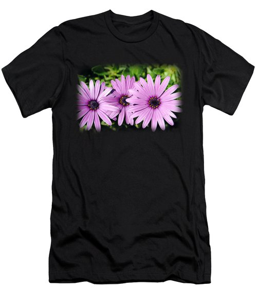 The African Daisy T-shirt 3 Men's T-Shirt (Athletic Fit)