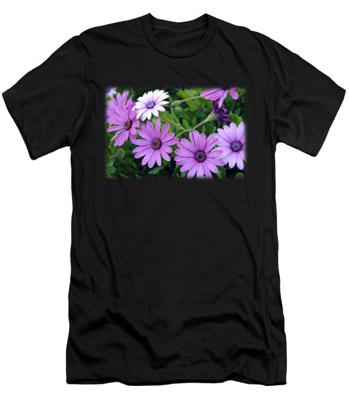 The African Daisy T-shirt 4 Men's T-Shirt (Athletic Fit)