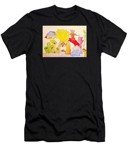 The Age Of Aquarium Men's T-Shirt (Athletic Fit)