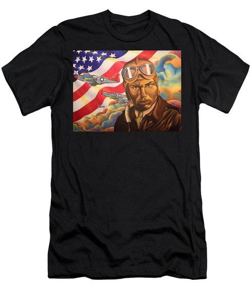 The Airman Men's T-Shirt (Athletic Fit)