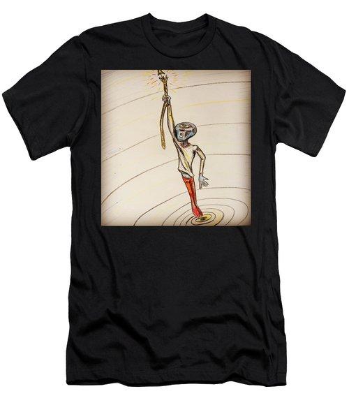The Aliens Least Favorite Dream Men's T-Shirt (Athletic Fit)